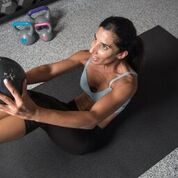 Personal Trainer Austin, Texas - Anu Morgan