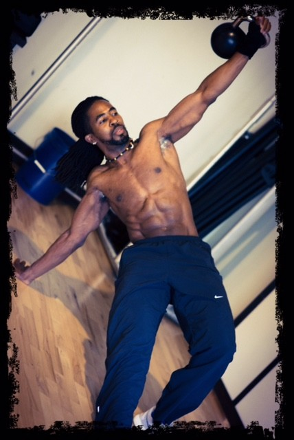 Personal Trainer Chicago, Illinois - Hasani Davis