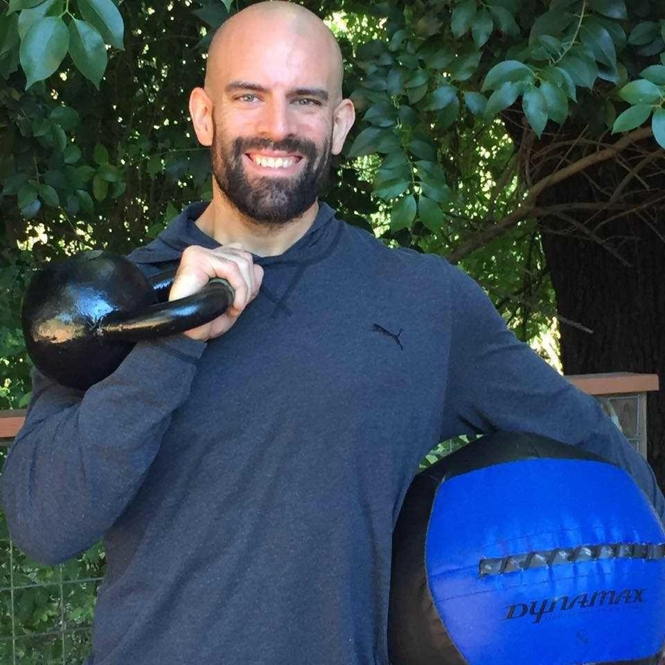 Personal Trainer Austin, Texas - Tony Wasicki