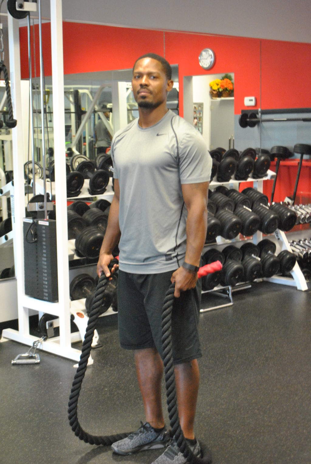 Personal Trainer St.-louis, Missouri - Michael Thomas