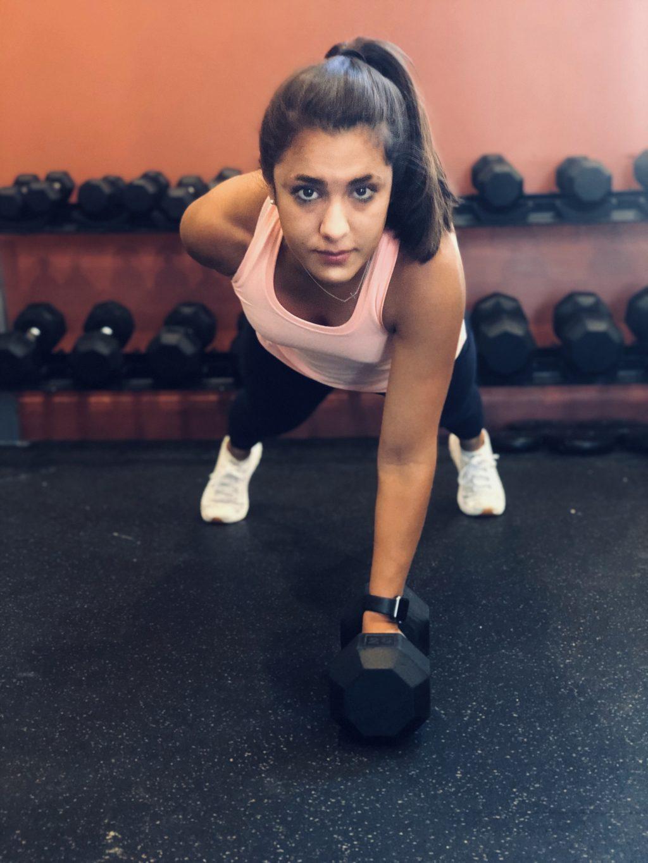 Personal Trainer Houston, Texas - Jacquelyn Cabrera