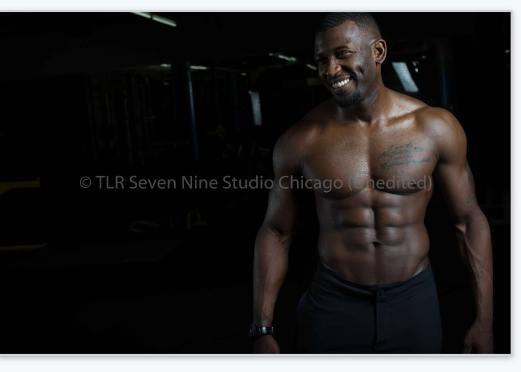 chicago personal trainer marcus r
