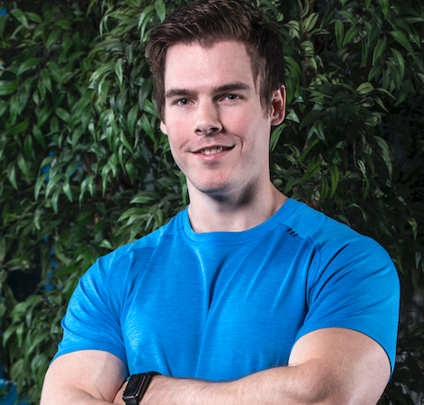 Personal Trainer Austin, Texas - Chris Protein