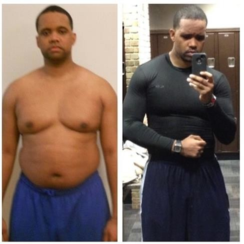 Personal Trainer Chicago, Illinois - Larry Howard