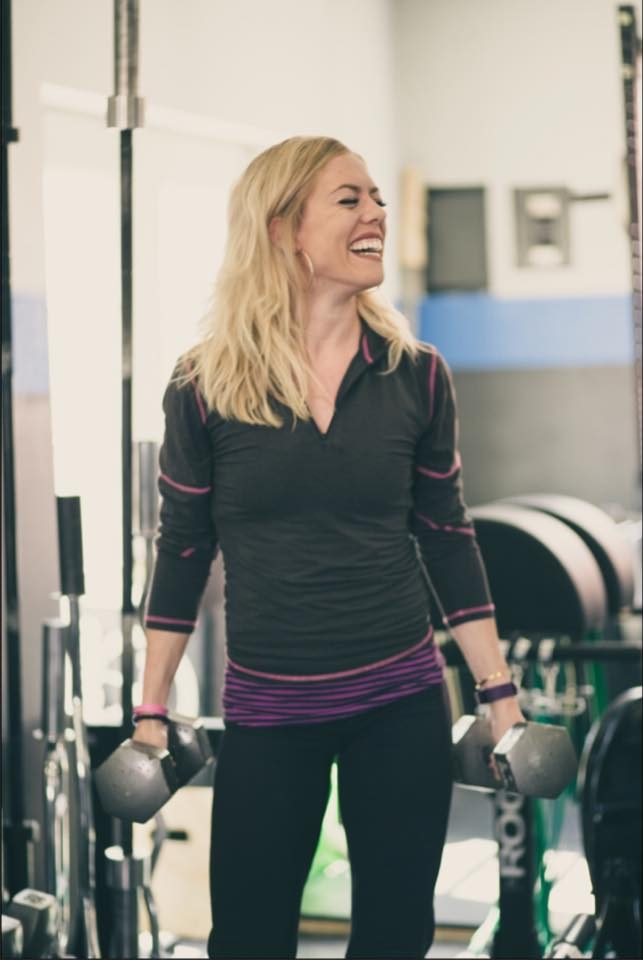 Personal Trainer Wheat-ridge, Colorado - Amy De Seyn