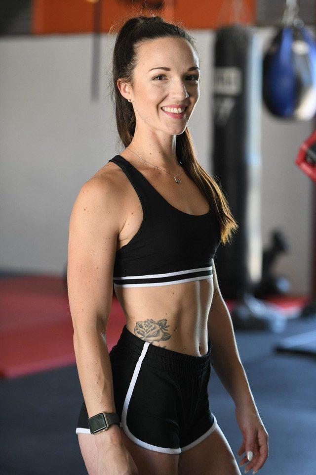 Personal Trainer Austin, Texas - Kayla Dorien