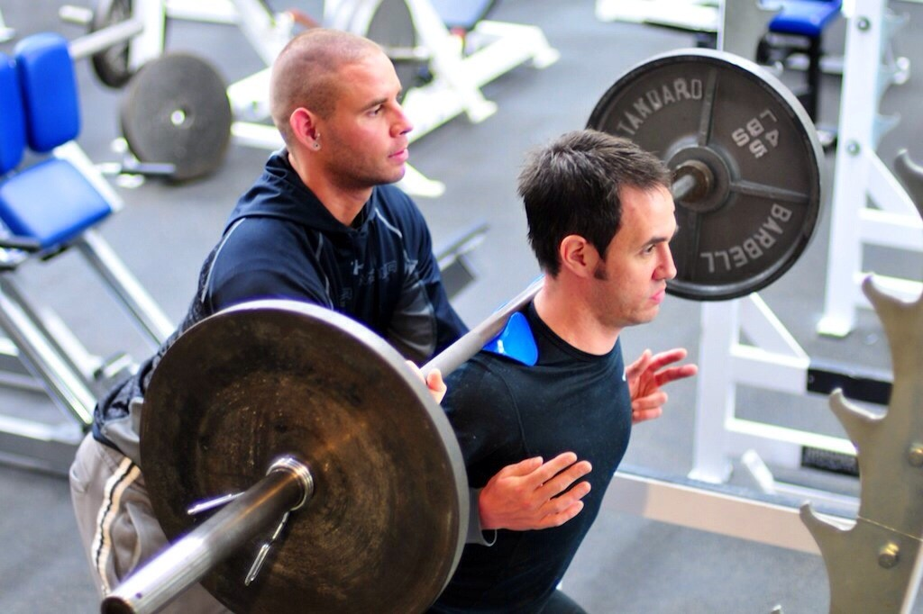 Personal Trainer Houston, Texas - Brady Roberts