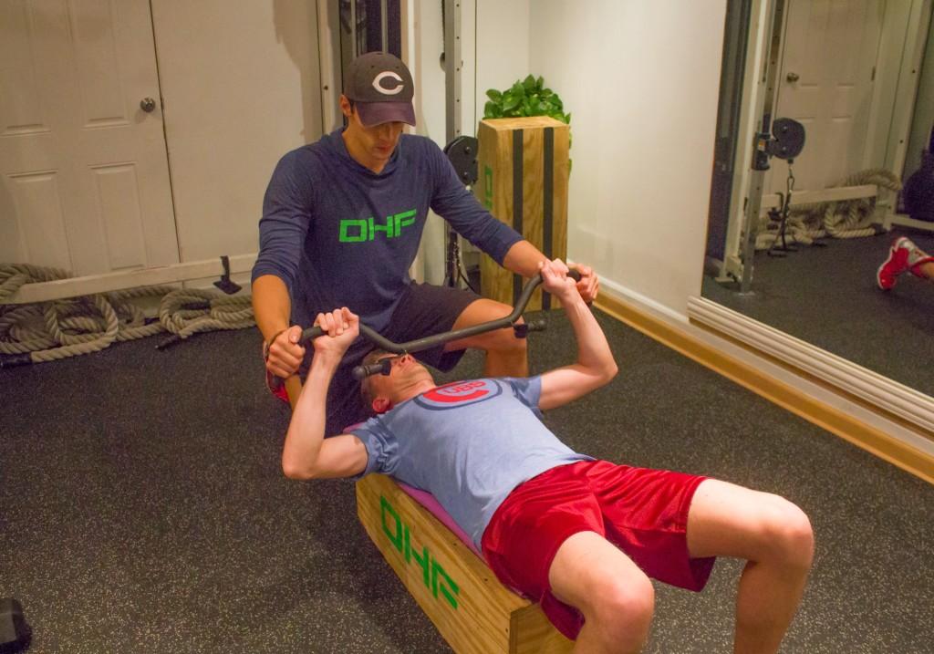 Personal Trainer Chicago, Illinois - Dan Hicks