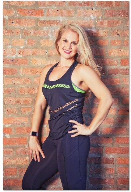 Personal Trainer Chicago, Illinois - Jennie Yoder