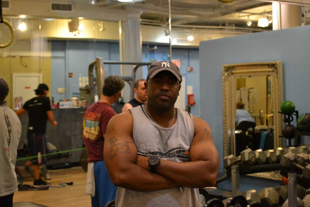 personal trainer Les J