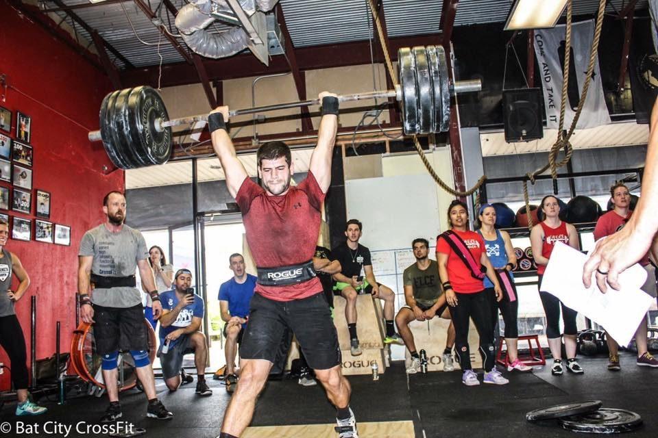 Personal Trainer Austin, Texas - Alex Pappas