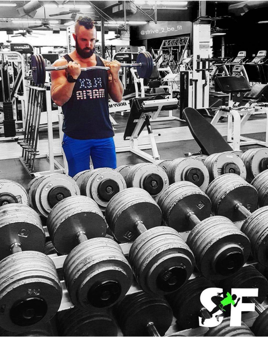 Personal Trainer Austin, Texas - Justin Wecker