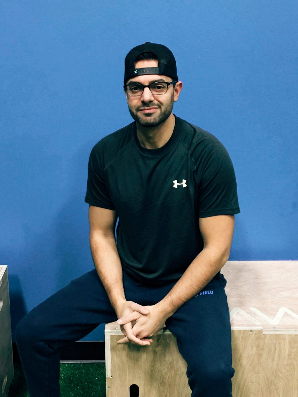 Personal Trainer Pasadena, California - Arin G