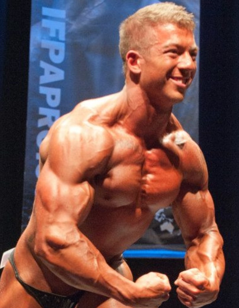 Personal Trainer Chicago, Illinois - Grant Weaver