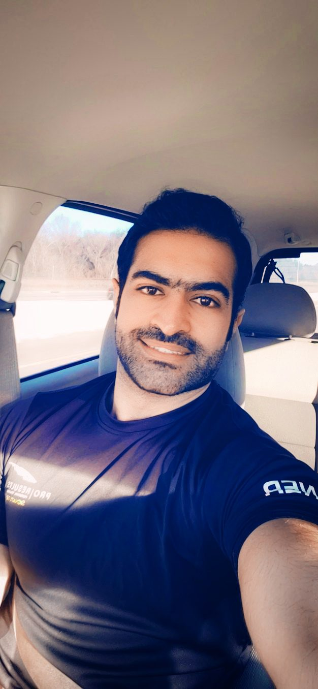 Personal Trainer Houston, Texas - Abdallah Atiyah