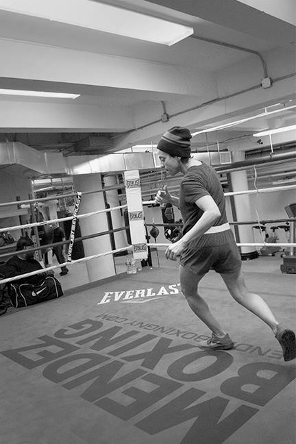 Personal Trainer New-york, New-york - LIllian Vinci