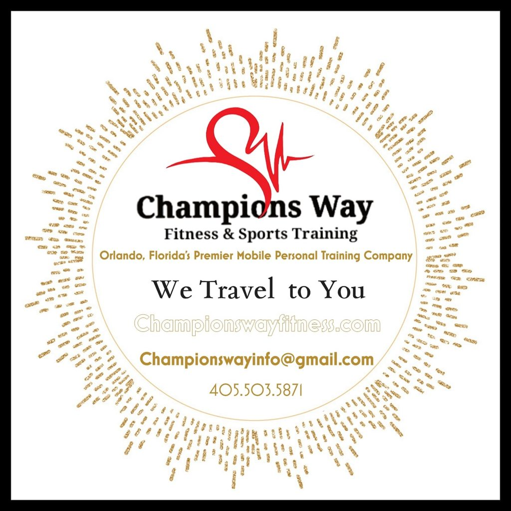 Personal Trainer Orlando, Florida - Chris Ward