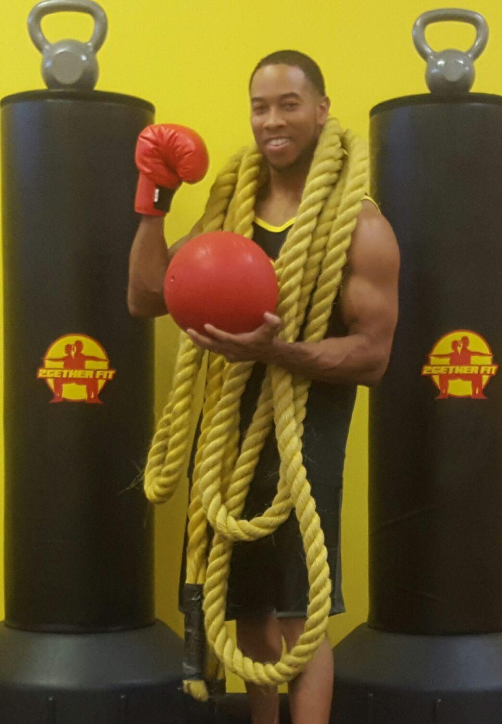 Personal Trainer Houston, Texas - Brandon Thomas