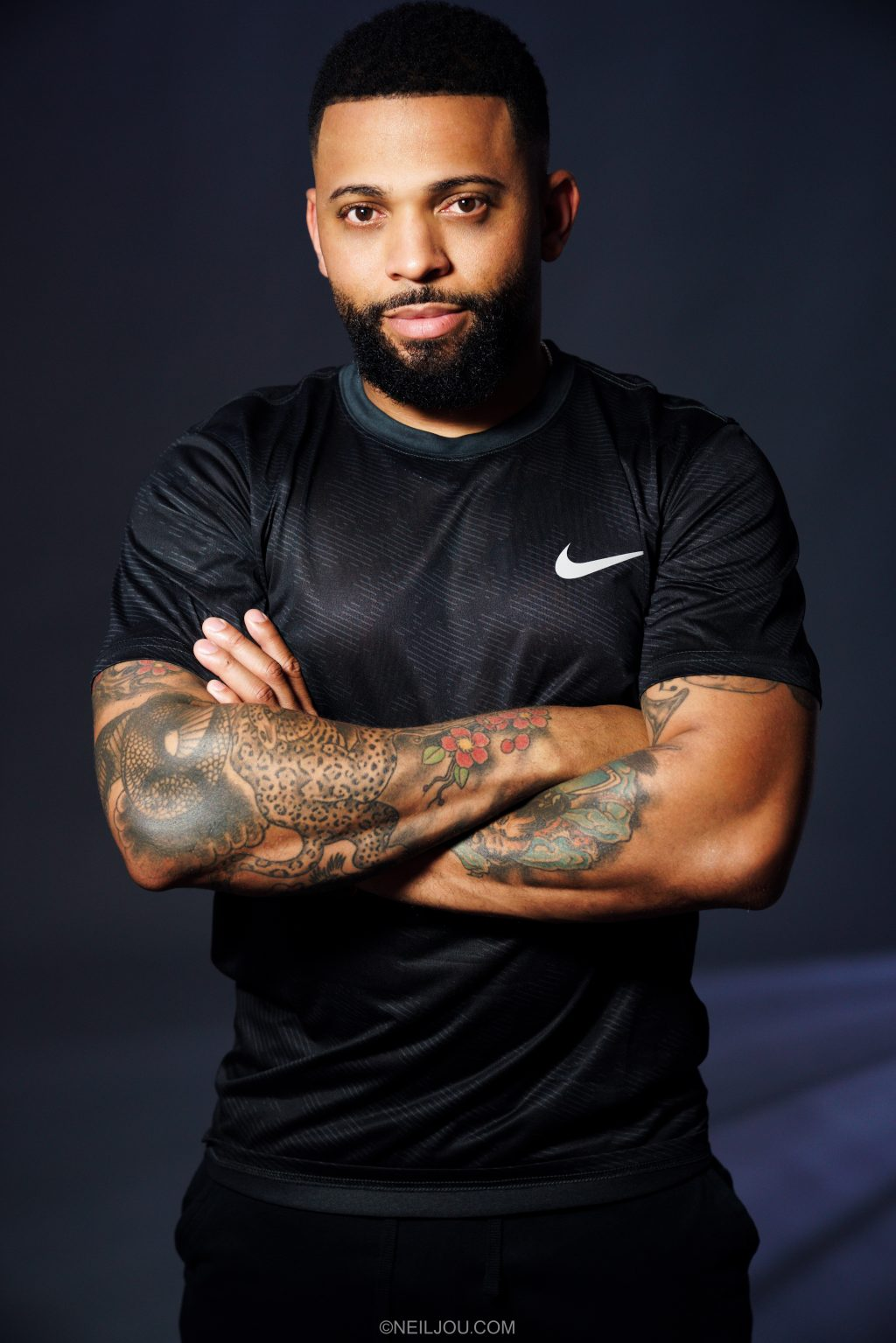 Personal Trainer Houston, Texas - Archibald Elliott