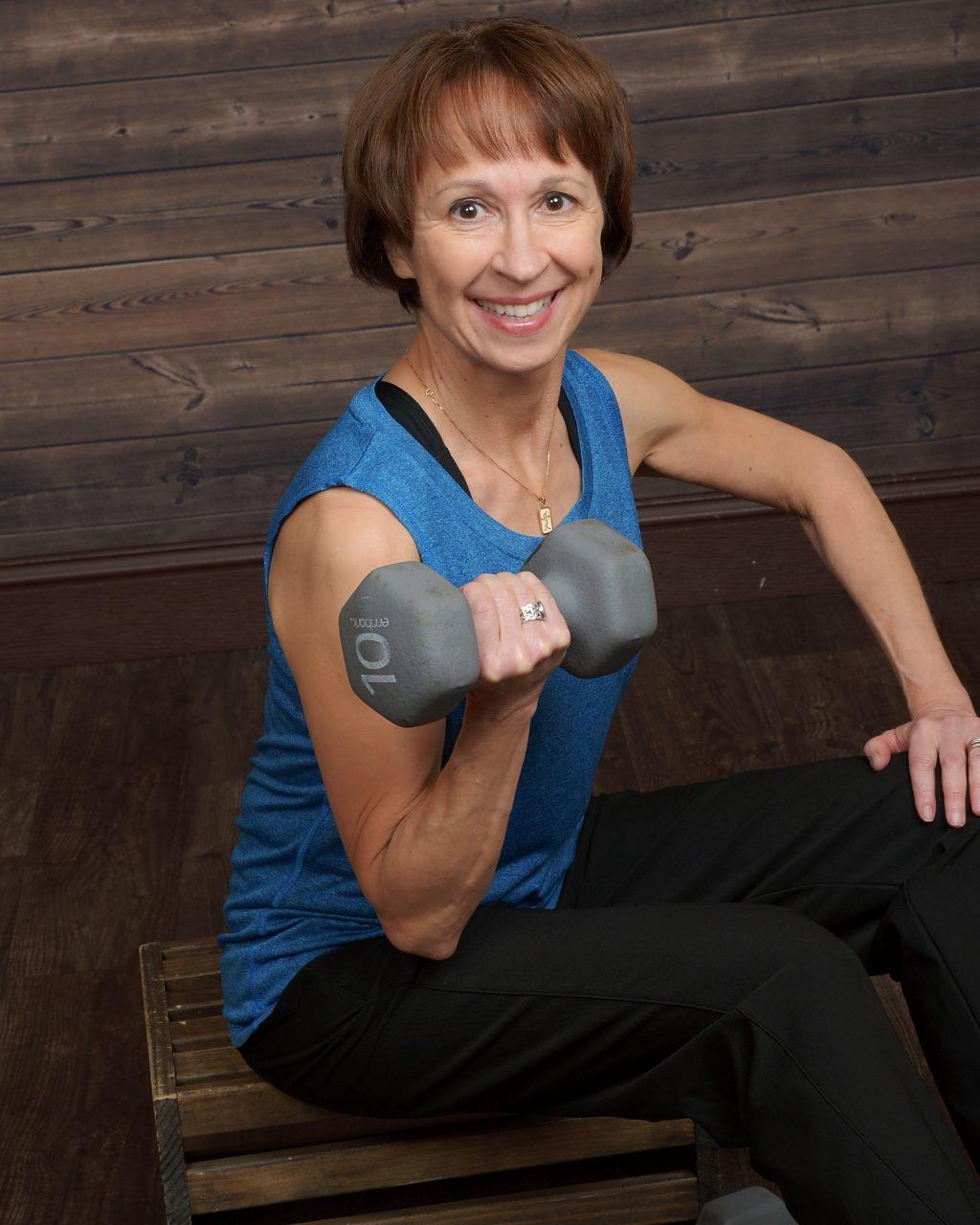 Personal Trainer Phoenix, Arizona - Angela Hoffman