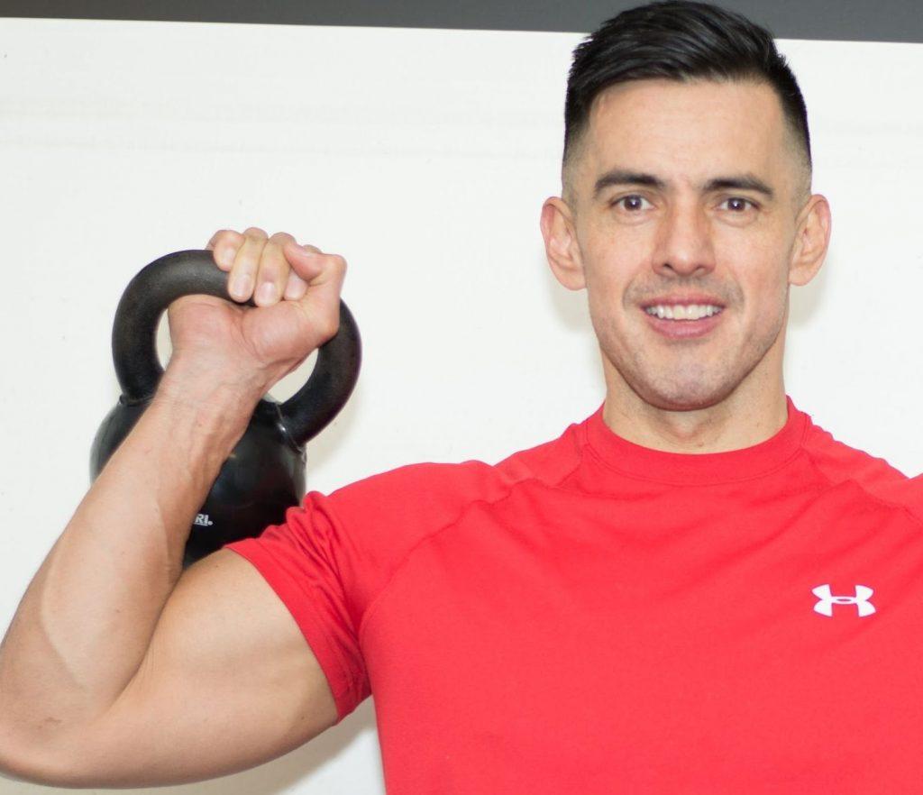 Personal Trainer Evanston, Illinois - Marco Gonzalez