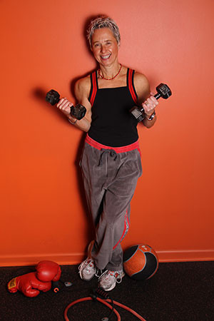 Personal Trainer Chicago, Illinois - Sandi Berger