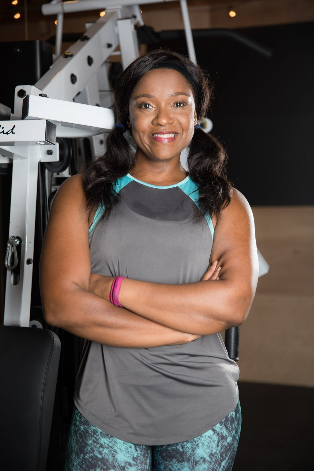 Personal Trainer Saint-charles, Missouri - Jazz Jones