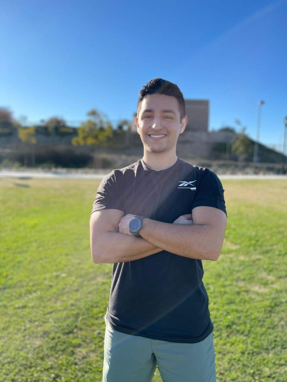 Personal Trainer San-diego, California - Eric Garcia