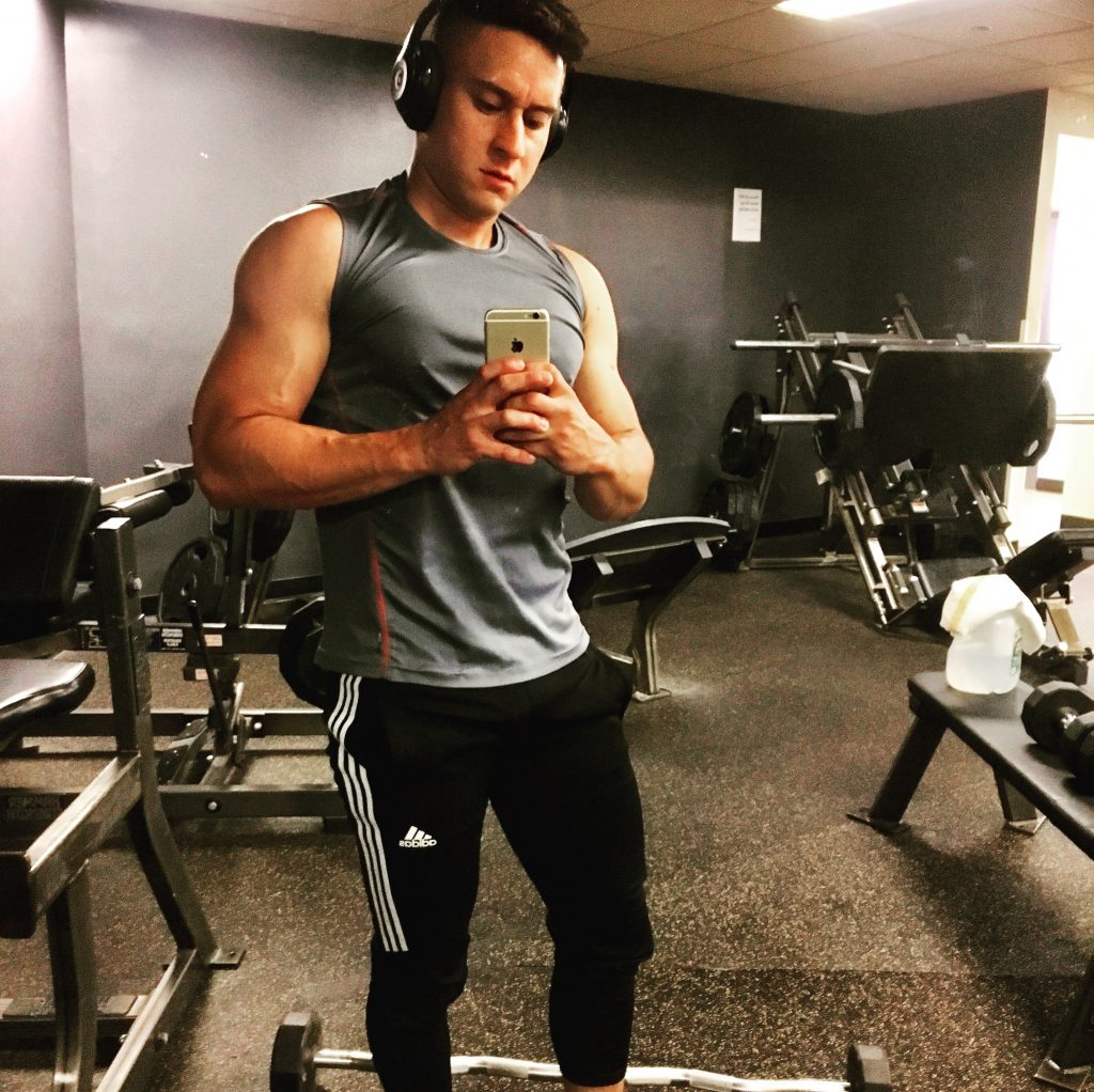 Personal Trainer Austin, Texas - Bryan Moreno