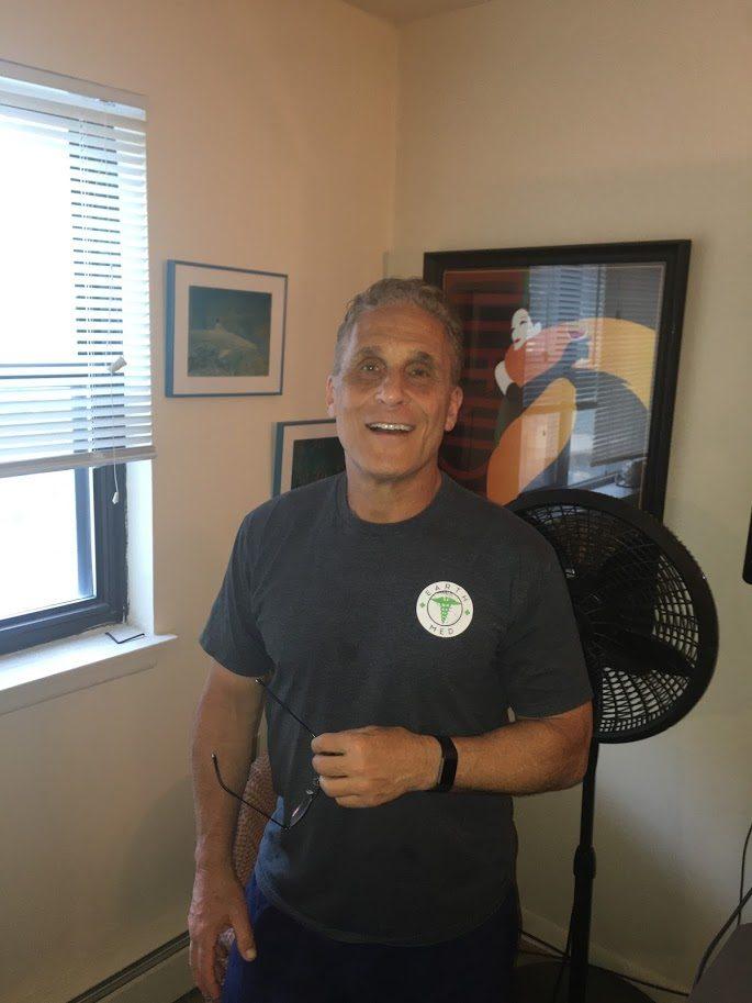 Personal Trainer Deerfield, Illinois - Jerry Friedman