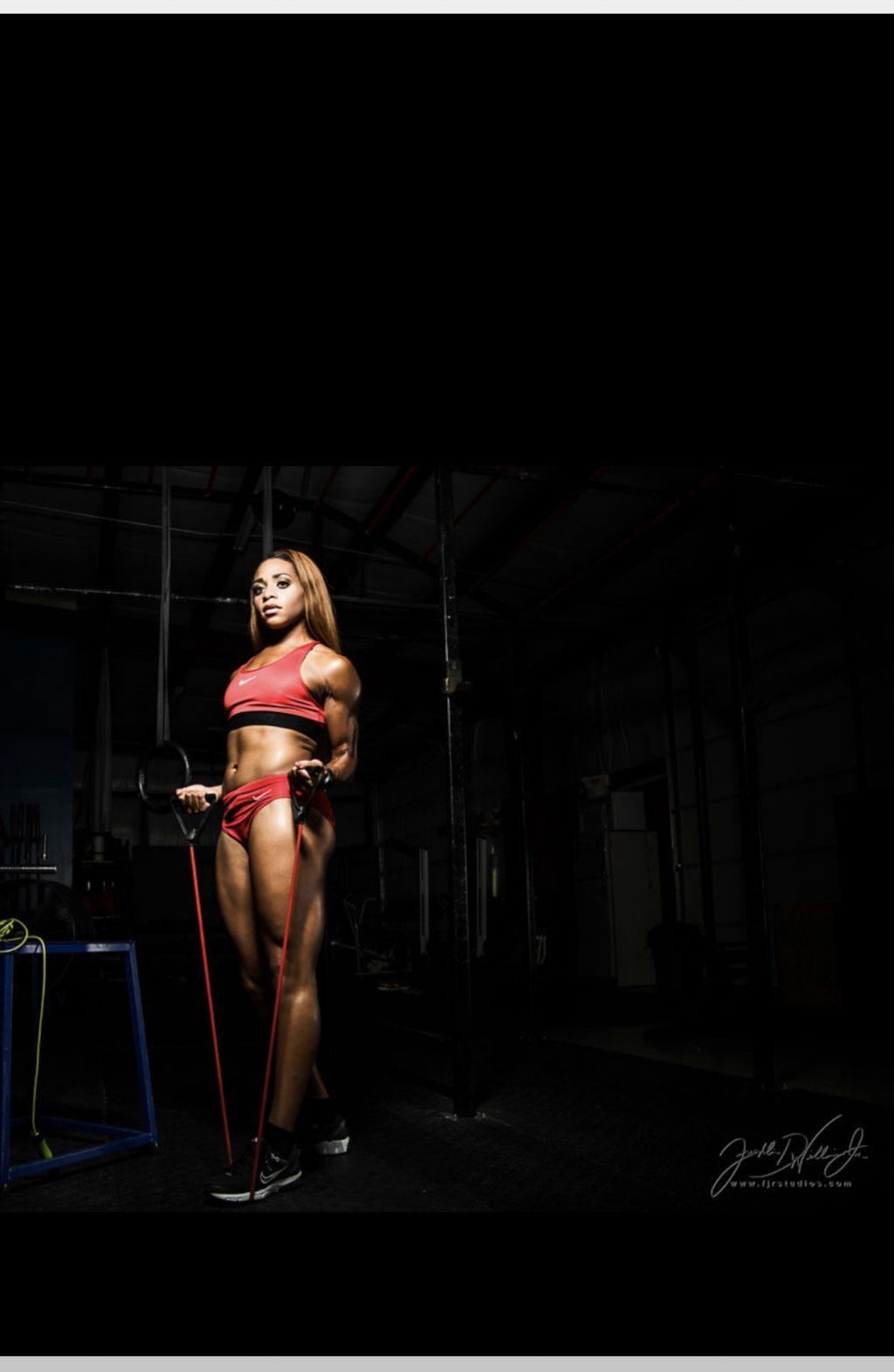 Personal Trainer Fort-worth, Texas - Stephanie Kalu