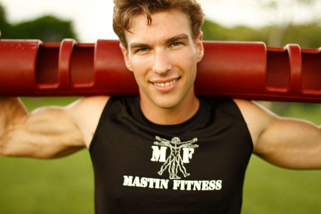Personal Trainer Miami, Florida - Jonathan Mastin