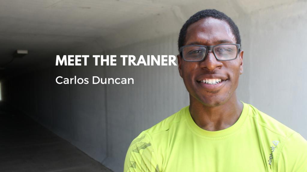 Personal Trainer Richmond, Texas - Carlos Duncan