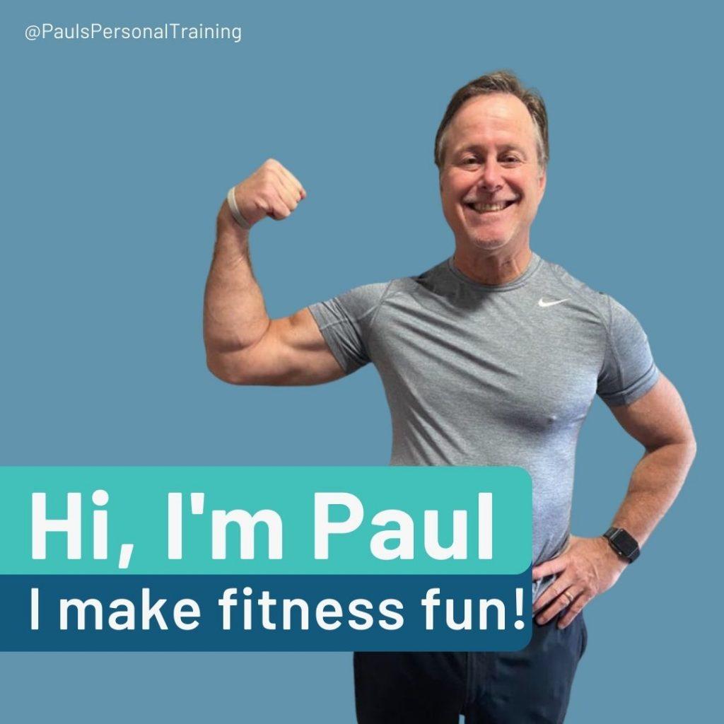 Personal Trainer Chicago, Illinois - Paul Seaman