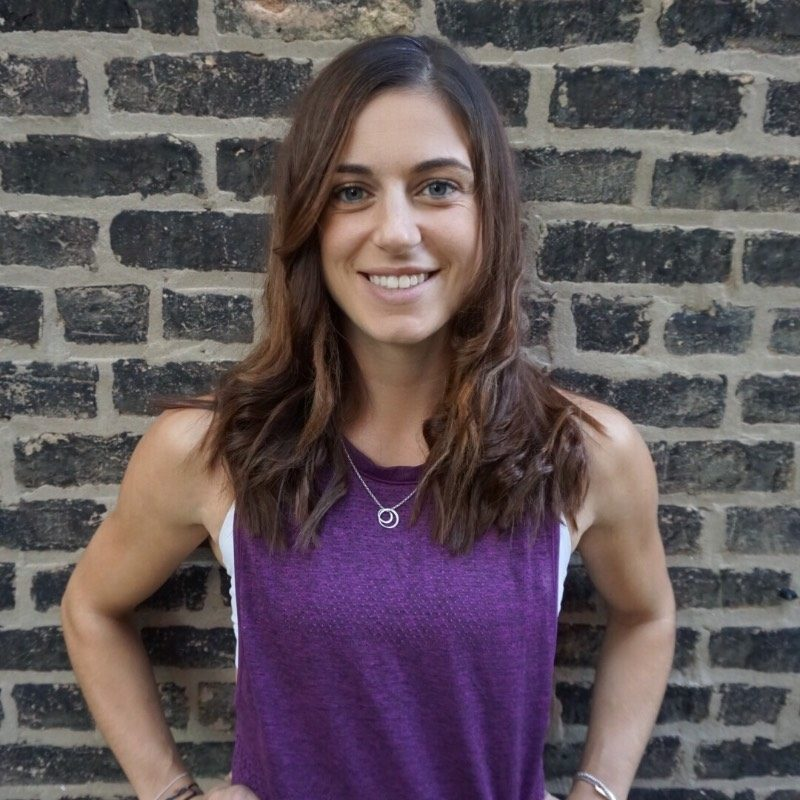 Chicago Personal Trainer Emily S.
