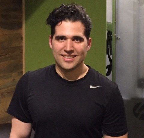 Chicago Personal Trainer Vince A