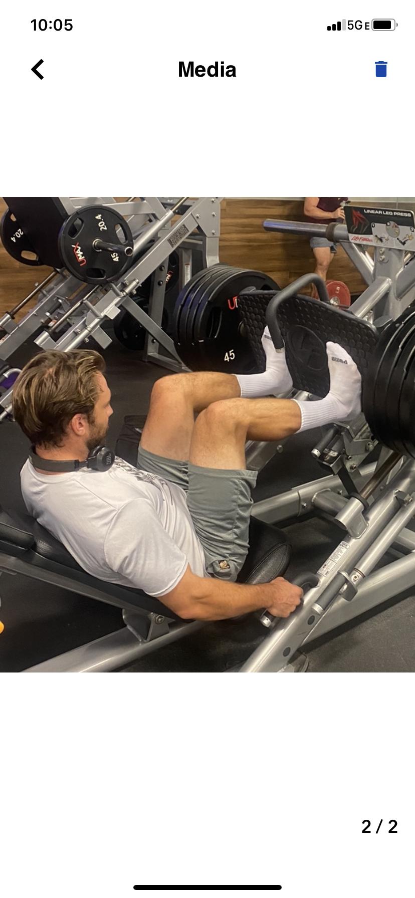 Personal Trainer Tempe, Arizona - Joseph Fasy