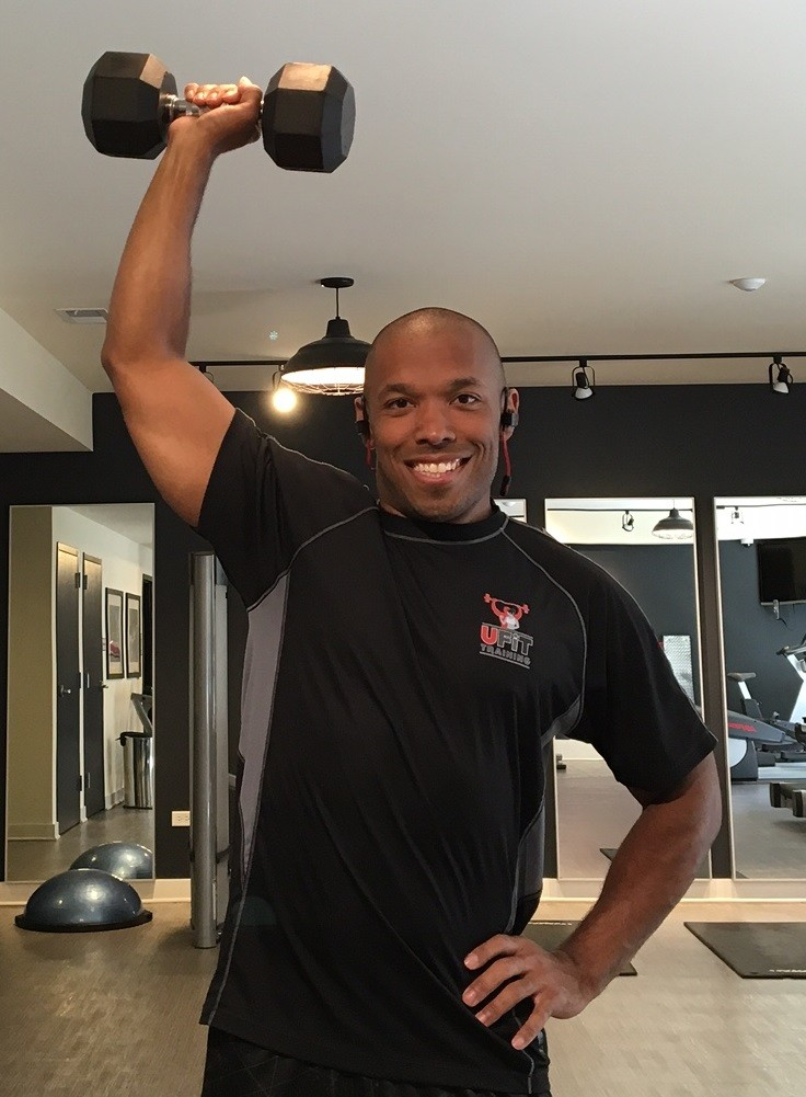Personal Trainer Chicago, Illinois - Shamar T