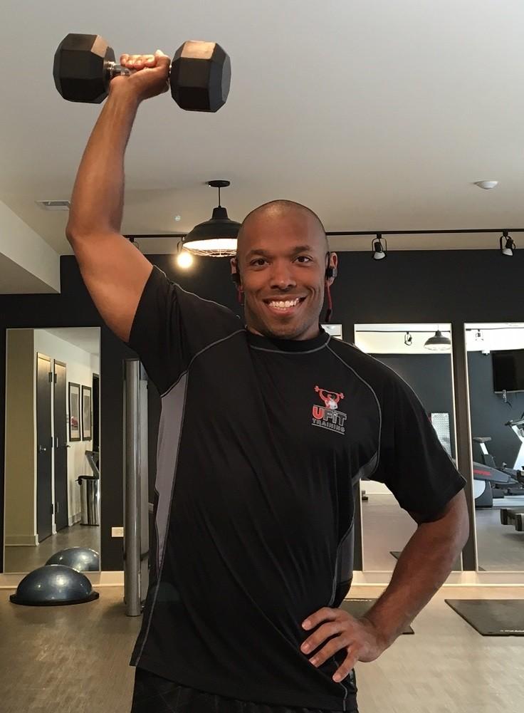 Personal Trainer Chicago, Illinois - Shamar T