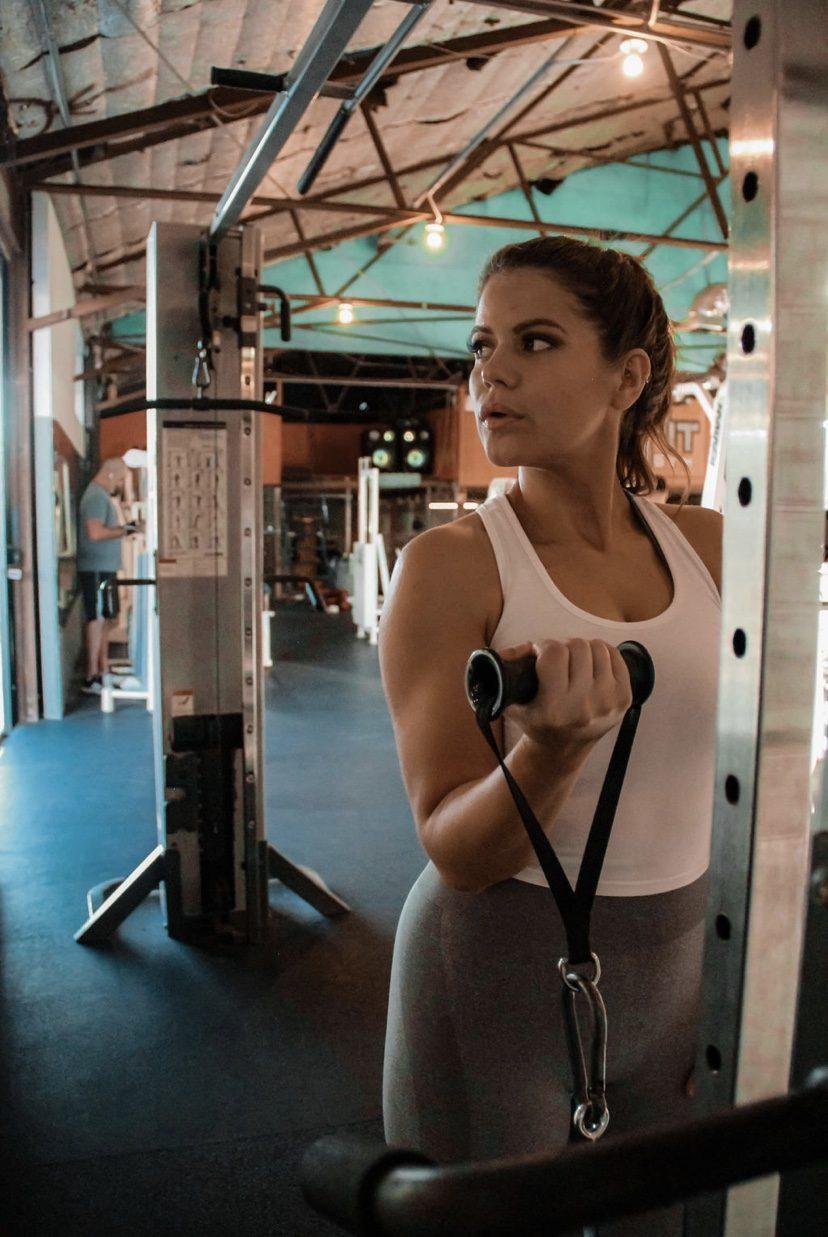 Personal Trainer Houston, Texas - Megan Blanks