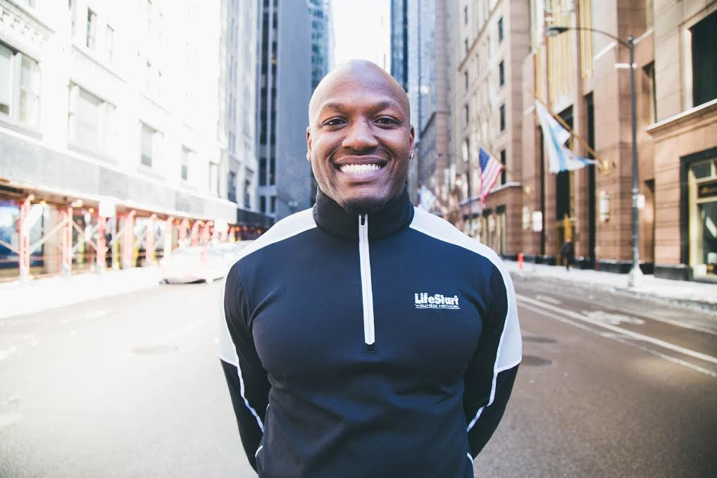 Personal Trainer Chicago, Illinois - Brandan Burgess