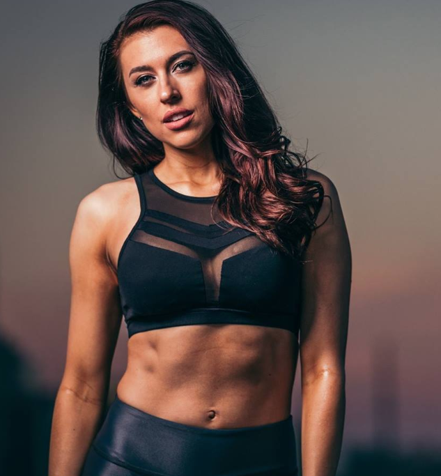 Personal Trainer Denver, Colorado - Siera C