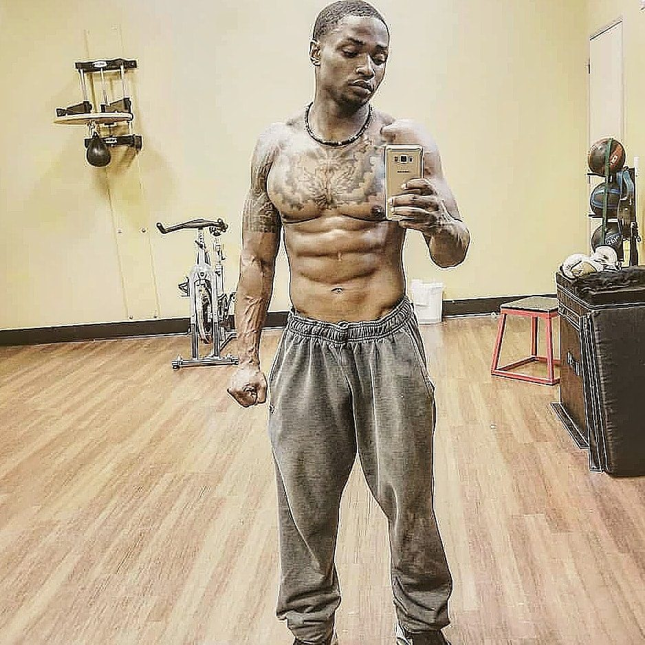 Personal Trainer Houston, Texas - Kendrick Jackson