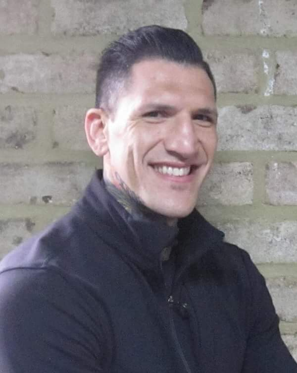 Personal Trainer Houston, Texas - Jacob Rodriguez