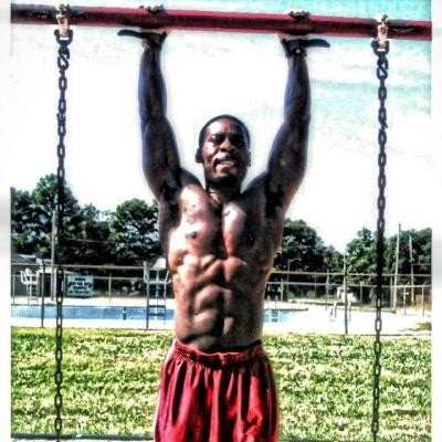 Personal Trainer Houston, Texas - Louis Frazier