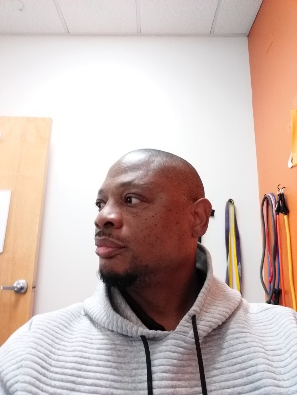 Personal Trainer Conroe, Texas - Daryll Joseph
