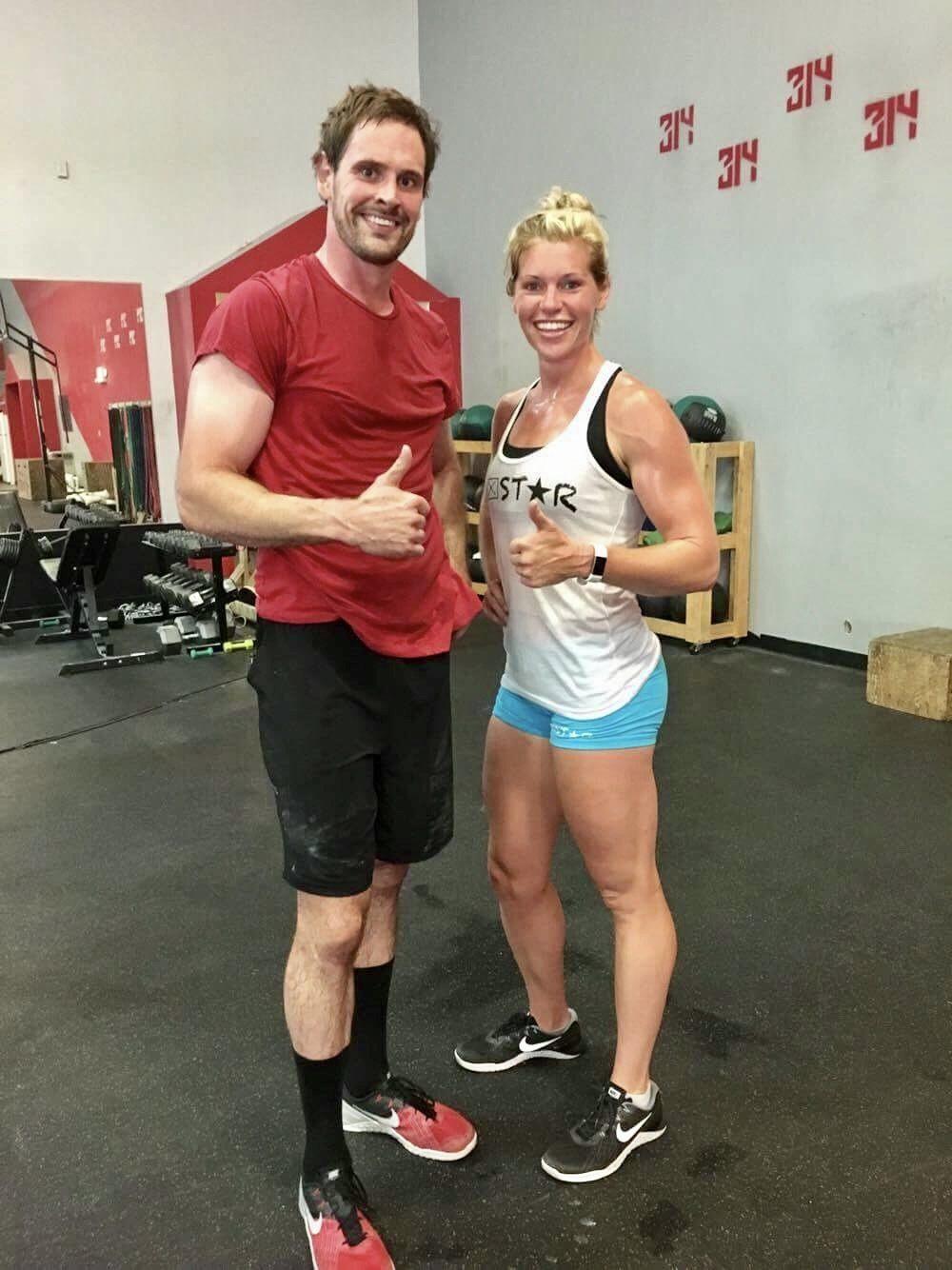 Personal Trainer St.-louis, Missouri - Brittany Storandt