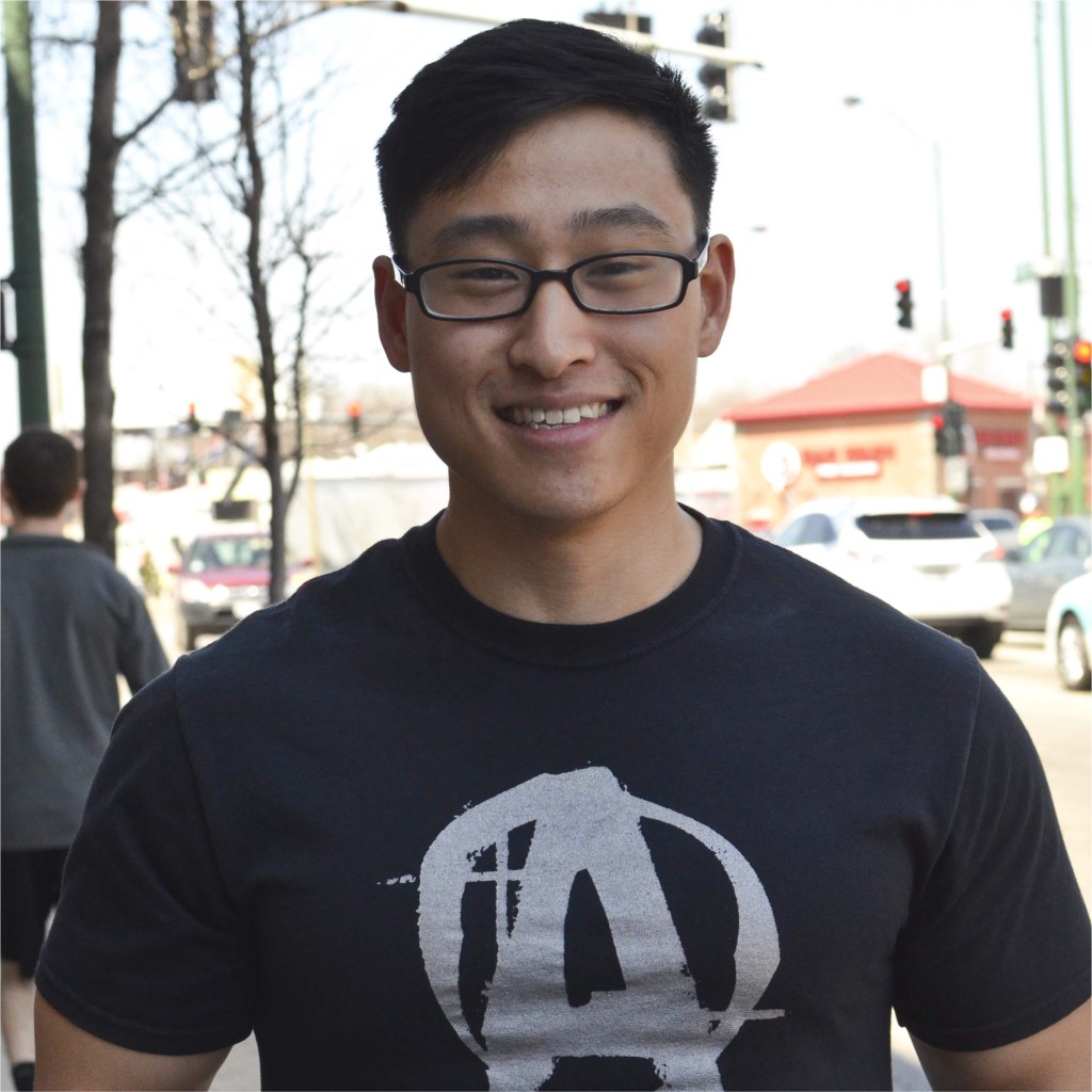 Personal Trainer Chicago, Illinois - James Choi