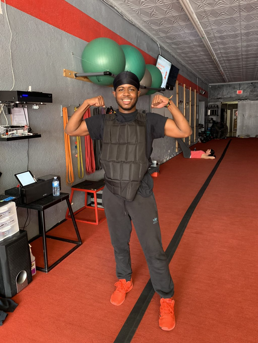 Personal Trainer Chicago, Illinois - Daeshon Little