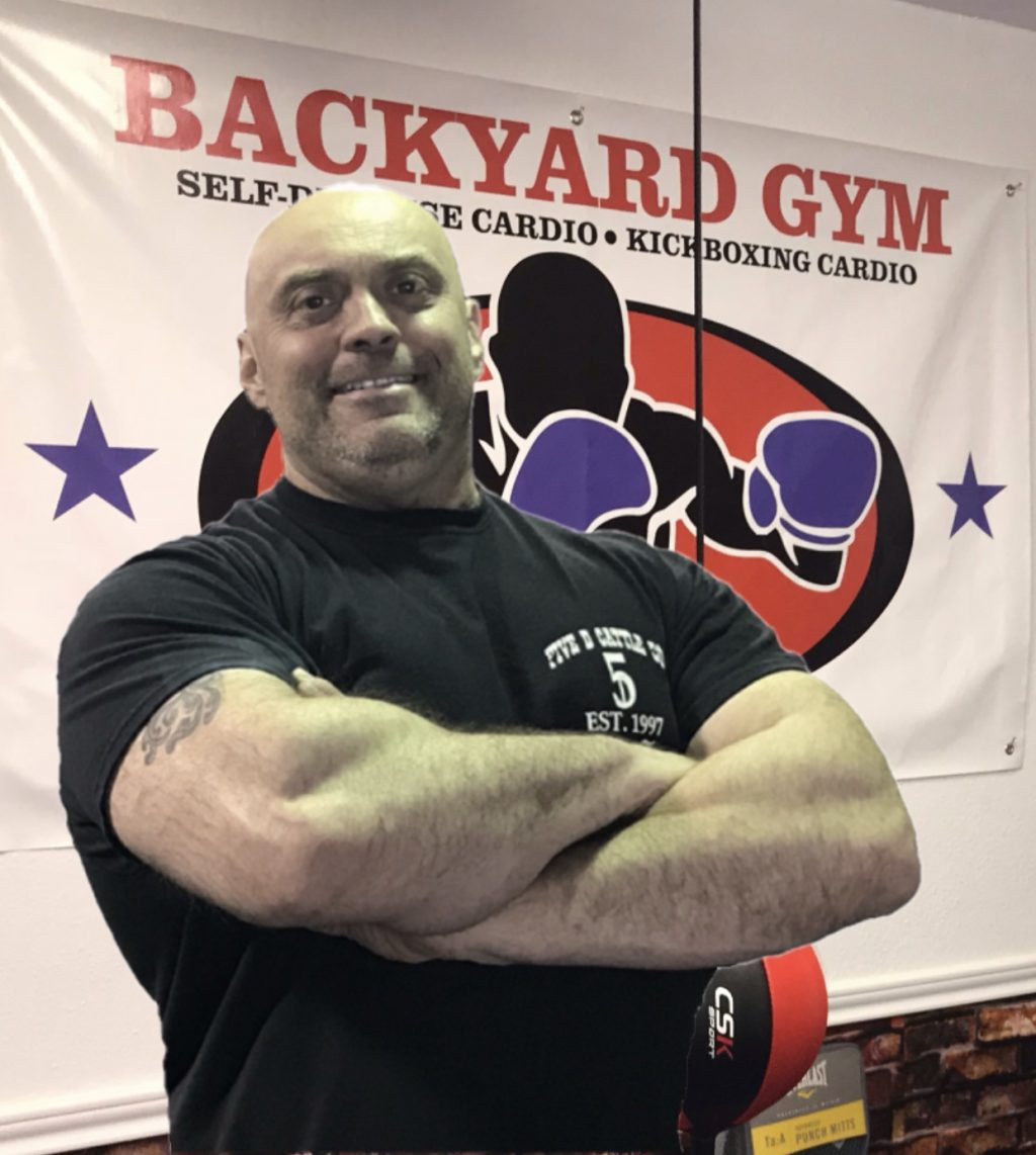 Personal Trainer Round-rock, Texas - Nigel Taylor